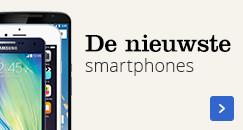 De nieuwste smartphones