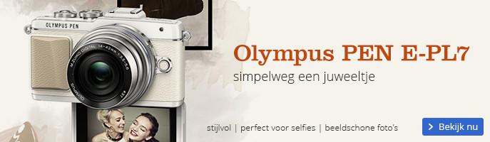 Olympus PEN E-PL7 | simpelweg een juweeltje
