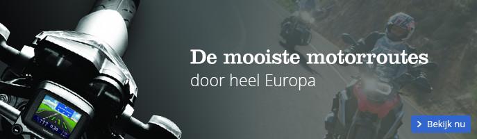 De mooiste motorroutes | door heel Europa