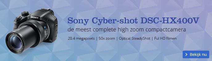 Sony Cyber Shot | DSC-HX400V