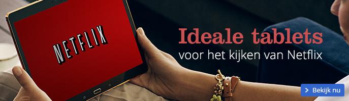 Ideale tablets | voor het kijken van Netflix
