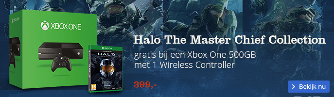 Xbox One | Halo The Master Chief Collection