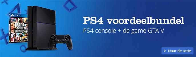 Scoor GTA V extra voordelig bij een PS4