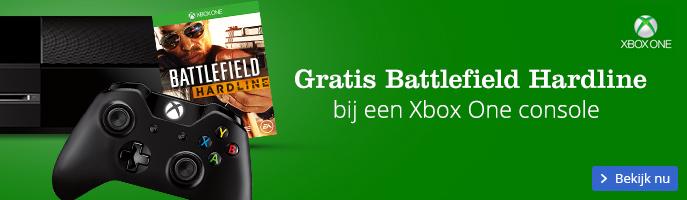 Gratis Battlefield Hardline | bij een Xbox One console