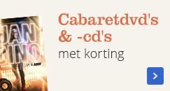 Cabaretdvd's & -cd's met korting