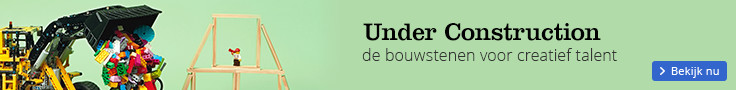 Under Construction, de bouwstenen voor creatief talent