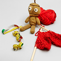 Textiel en handwerken