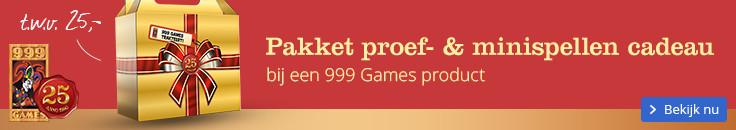999 Games trakteert