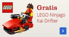 LEGO Ninjago Kai Drifter
