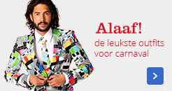 Alaaf! de leukste outfits voor carnaval
