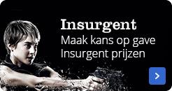 Insurgent win een reis voor 2 naar Londen