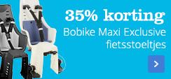 35% KORTING BOBIKE FIETSTOELTJES