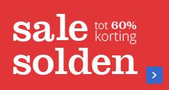 Sale / Solden | Kortingen tot 60% op elektronica