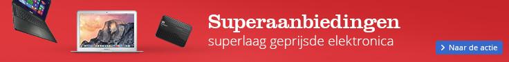 Superaanbiedingen, superlaag geprijsde elektronica