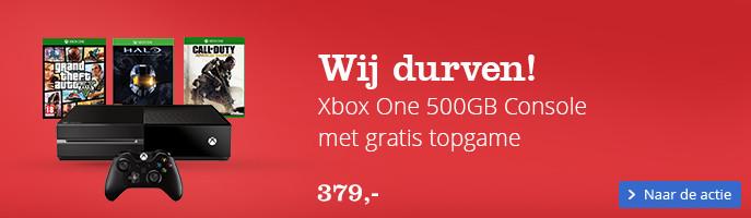 Wij durven! Xbox One 500GB Console