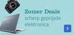 Zomer Deals | de beste elektronica voor de laagste prijzen
