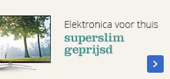 Elektronica voor thuis | superslim geprijsd