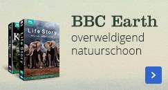 BBC Earth overweldigend natuurschoon