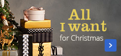 All I want for Christmas | de mooiste feestdagenaanbiedingen met kortingen tot 50%