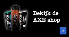 Bekijk de AXE shop