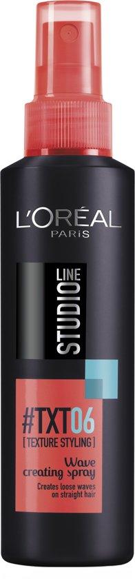L'Oréal Paris Studio Line #TXT06 Wave Creating Spray - 150 ml - Spray