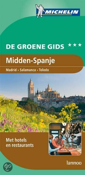 De Groene Reisgids Midden-Spanje