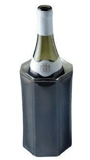 VacuVin Actieve Wijnkoeler - Zwart