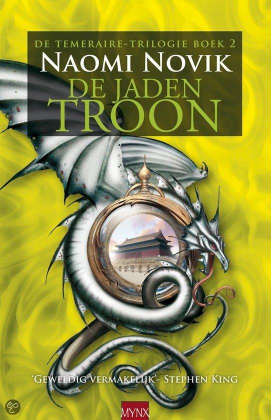 Naomi-Novik-De-Jaden-Troon---2---Druk-Heruitgave