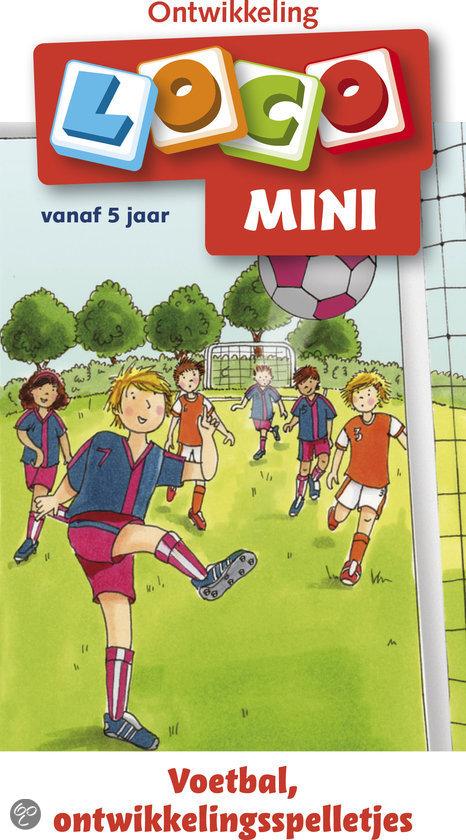 Mini Loco Voetbal Logisch Denken