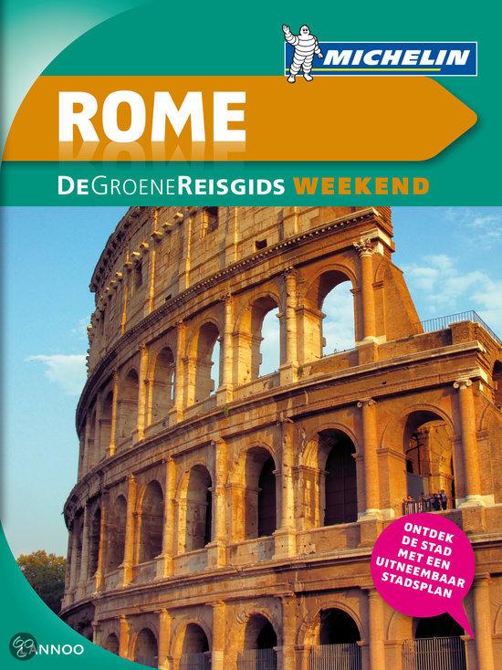 De Groene Reisgids Weekend Rome
