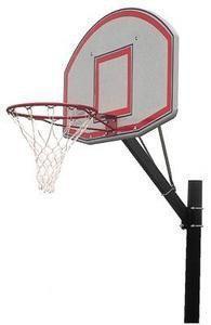 SureShot New York Basketbalpaal - Inground - In hoogte verstelbaar - 3,05 meter