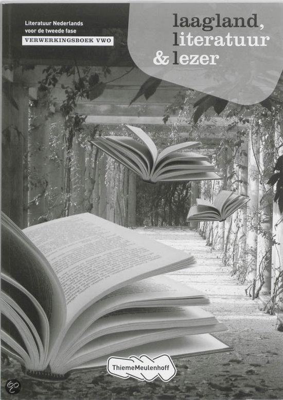 Laagland Literatuur en lezer / Vwo / deel Verwerkingsboek