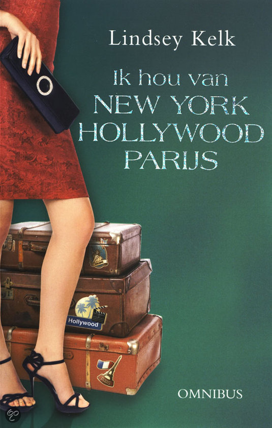 Ik hou van New York, Hollywood en Parijs