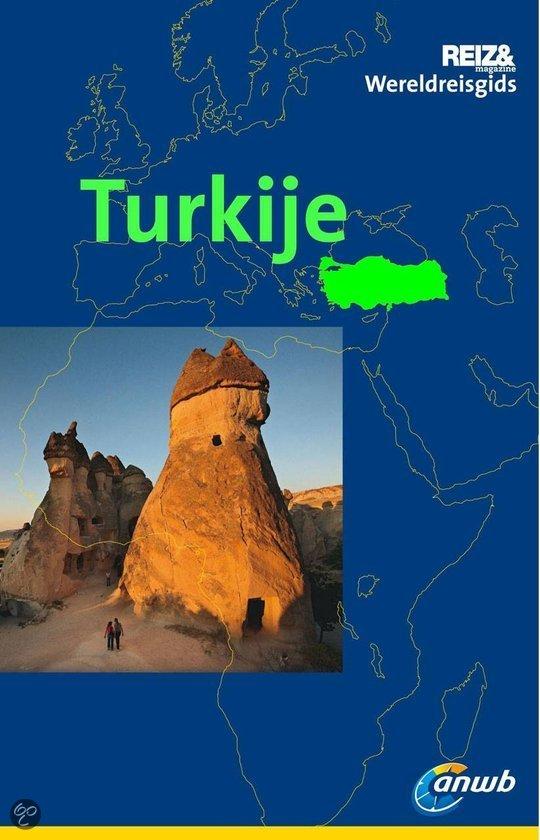 ANWB Wereldreisgids / Turkije