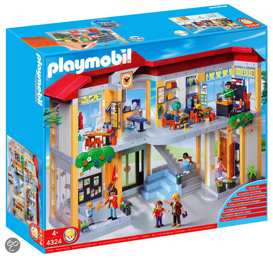 Playmobil Nursery School 5606 14 99 Argos