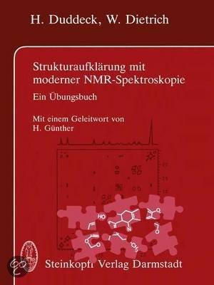 Strukturaufklarung mit Moderner NMR-Spektroskopie