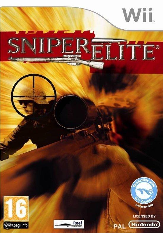 Sniper Elite Wii kopen