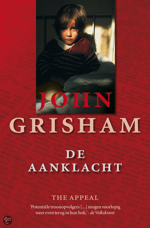 john-grisham-de-aanklacht