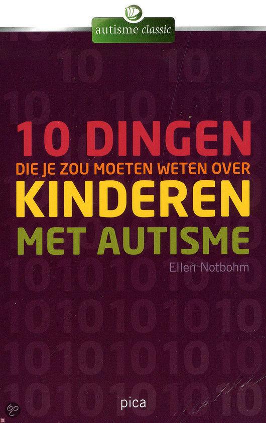 Tien dingen die je zou moeten weten over kinderen met autisme