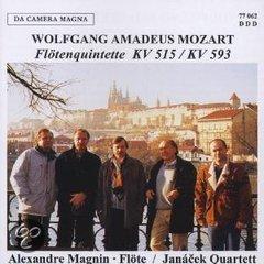 Flute Quintets K593/515