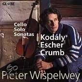 Kodaly, Escher, Crumb: Works for Solo Cello / Wispelwey