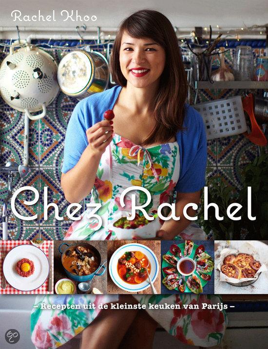 Engelse Keuken Kookboek : bol.com Chez Rachel, Rachel Khoo 9789021551371 Boeken
