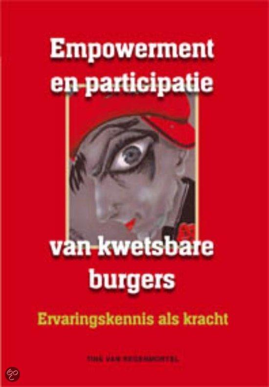 Empowerment En Participatie Van Kwetsbare Burgers