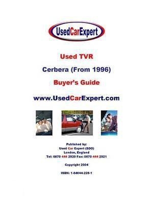 Used Tvr Cerbera (From 1996) Buyer's Guide