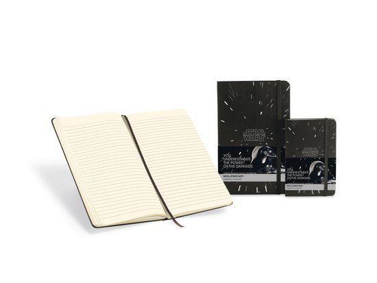 Moleskine Limited Edition Notebook Star Wars - Ruled