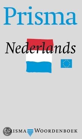 Prisma woordenboek Nederlands nwe sp
