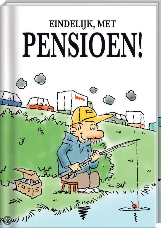 Eindelijk met pensioen!