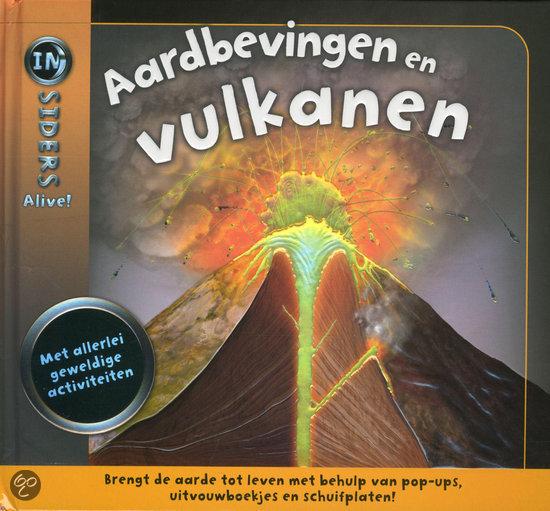 Aardbevingen en vulkanen