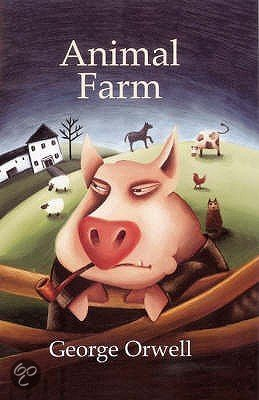 an overview of the political satire of the novel animal farm by george orwell Orwell wrote 'animal farm' primarily as an allegory of the russian revolution   presents these real-life people in the book gives an insight into his political  feelings  the description that orwell gives of big brother as being a man of  about.