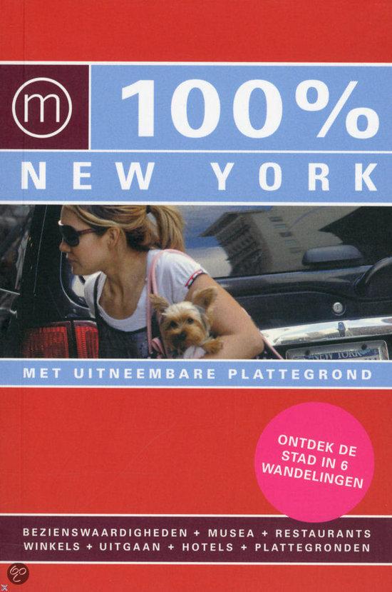 100% / New York + stadsplattegrond